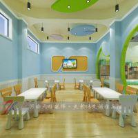 专业幼儿园装修公司—河南济源幼儿园设计几大区域空间注意事项
