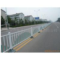 中山现货京式M型道路围栏 交通防撞设施 新型公路交通栅栏