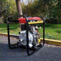 2寸柴油污水泵HS20DPE-W报价