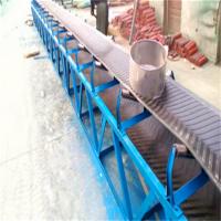 加长型矿用装卸皮带输送机 兴亚厂家直销多功能带式输送机