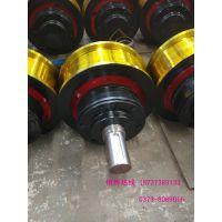 厂家直销 亚重牌直径500*150单双梁起重机专用车轮组