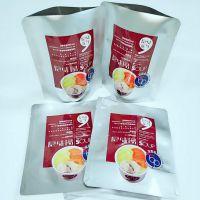 三边封自立蒸煮复合包装袋 耐高温保鲜熟食蒸煮袋 铝箔高温食品包装袋