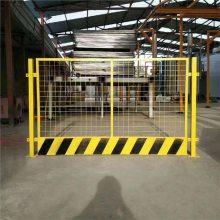 施工电梯防护门 建筑工地阻拦网 外架防护网