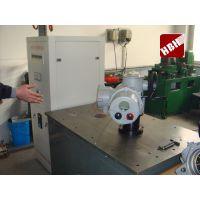 执行器扭矩测试台阀门扭矩测试台立式安装