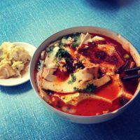 豆花泡馍是如何制作的在西安大品小吃培训中心怎么样
