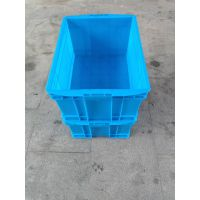 供应PE料周转箱物流箱465-260箱江苏 金坛 常熟塑料箱收纳箱
