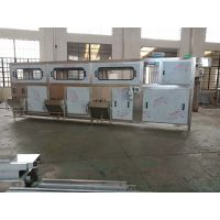 荣海永创 10工位有效冲洗桶装水、一次性桶生产设备