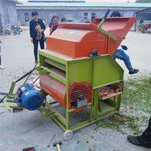 锦州花生摘果机 干花生脱果机 大型柴电两用摘果机