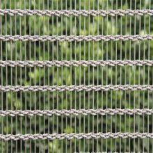 金属幕墙网 电梯黄铜网 装潢网