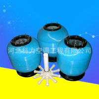 北京科力 新品供应水处理设备CT800 喷泉水体水质净化设备 过滤砂缸 过滤器