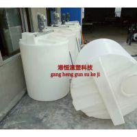 港恒2000L反应加药箱 2立方药剂搅拌罐 2吨计量加药箱