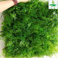 仿真植物墙外墙景观绿化假草坪,广州时宽背景墙围栏户外办公装饰人造草坪