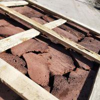 博淼供应,火山石板,多孔火山石