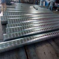 宇晨科技厂家供应直径100-1000mm镀锌螺旋风管