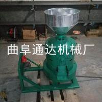 生产制造 粮食谷子加工立式碾谷机 大米小米加工设备 通达牌 电动碾米机