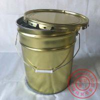 商丘收纳铁桶5L异型顶桶铁桶厂家恒通