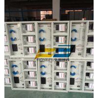 内部96芯三网合一楼道箱批发供应