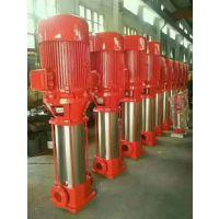 地下车库室内消火栓泵XBD7/51.9-150L-250IA消防恒压切线泵 铸铁