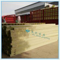 枣强永盛 专业生产聚氨酯桥架 高端异形拉挤型材200*100 250*150高强度一手货源生产厂家