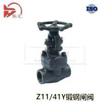 锻钢闸阀 闸阀 锻造 锻钢 Z41Y Z11Y 乐汇阀门 高品质