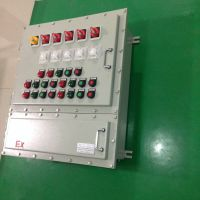 BQXR51防爆软启动生产厂家 7.5KW~45KW施耐德固态软启动配电柜