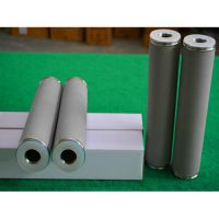 供应钛棒粉末烧结滤芯 嘉硕滤器高性能过滤器滤芯