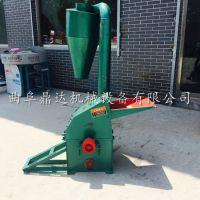 锤片式麦秸粉碎机 干性物料专用粉碎机 鼎达供应420型粉糠机
