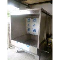 2.5米喷漆房水帘柜喷漆台环保水帘柜厂家订做水循环水幕水帘机