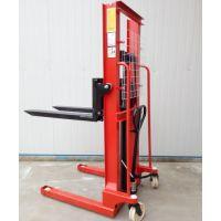 厂家直销CTY型0.5T-3T手动堆高车、装卸车、搬运车