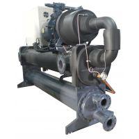 供应制药厂专用 100P水冷式螺杆冷水机组 零下10度盐水