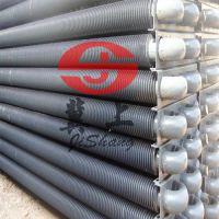 冀州GLRS70温室大棚为什么用高频焊翅片管暖气片采暖