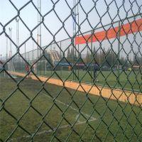 热销勾花铁丝护栏网 运动场围网 球场围网 学校操场护栏网 体育场围网