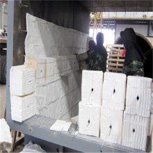 厂价批发硅酸铝甩丝纤维毯 隔音材料硅酸铝保温毯