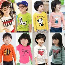 儿童t恤批发,北京儿童t恤批发,外贸全棉儿童t恤批发