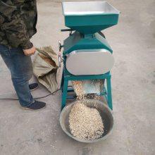 粮食类专用挤扁机 新型黄豆轧扁机 圣鲁牌