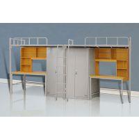 吉林铁床现代简约学生上下铺床厂家供货