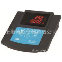 博取厂家直销DDS-307A型电导仪带温补双排数码管显示实验室电导率