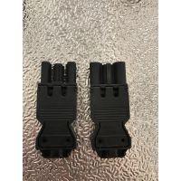 IP30插拔式接线端子,3孔电线连接器,公母对插端子台