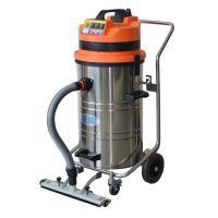 过道地面货架吸尘用工业吸尘器|上海依晨单桶立式工业吸尘器YZ-8030P