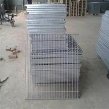 z型踏步板 楼梯踏步板厂家 钢格板应用在哪些地方