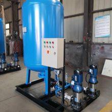 鑫溢 智能变频供水设备 商场专用定压补水机组 图纸及原理