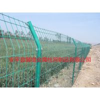 厂家直销低碳钢丝围网护栏双边护栏网养殖网围栏网