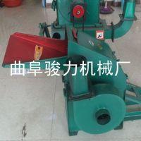 畅销零售 自吸式饲料粉碎机设备 骏力牌 多功能锤片式粉碎机