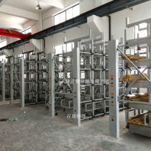 南昌管材都是怎么存放的 可调重型悬臂货架 钢管货架