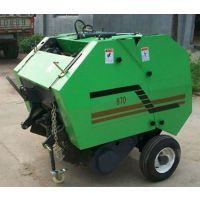 25马力以上拖拉机带的牧草打捆机青储秸秆圆捆打包机小型农机