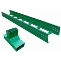 各种型号玻璃钢电缆桥架走线槽槽式桥架梯式桥架拉挤桥架三通弯头