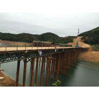 浩润路桥广西钦州市150米钢便桥销售及安装