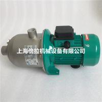 德国威乐水泵MHI203大户型自动离心泵威乐WILO不锈钢泵