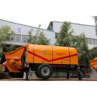 青岛科尼乐 JBT40混凝土搅拌拖泵
