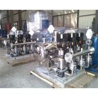 清涧全自动无负压供水设备 清涧恒压变频供水设备 二次叠压给水 RJ-1157